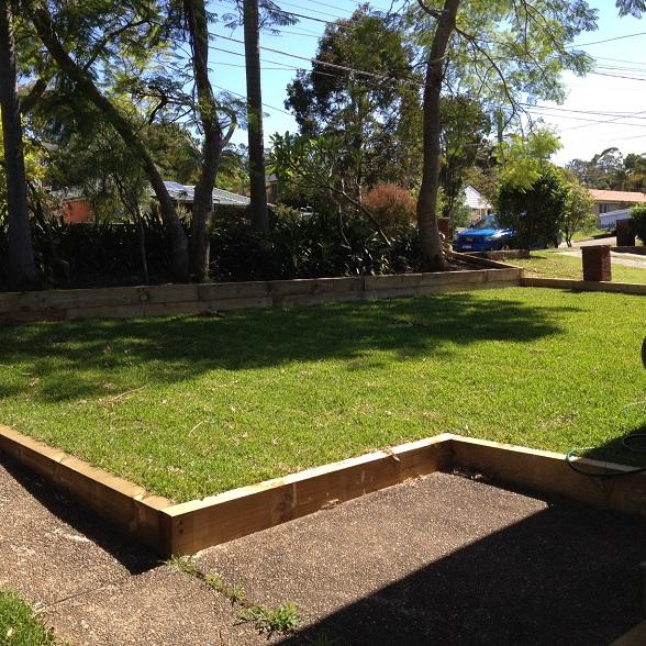 External landscaping 2