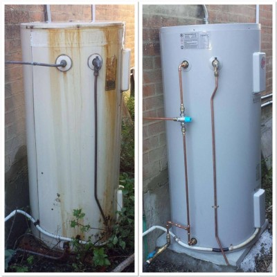 Hot water system Repairs Lower & Upper North Shore